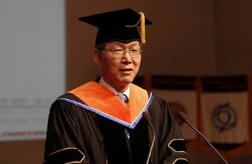 2016 POSTECH Matriculation Ceremony Speech