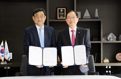 POSTECH & DGIST Sign a Memorandum of Understanding to Collaborate in Mapping the Human Brain