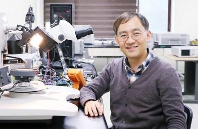 Prof. Jae-Yoon Sim Selected as 'Scientist of the Month'