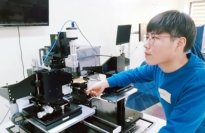 Sungmin Cho to Receive an Honorable Mention at the IEEE APS/URSI 2020