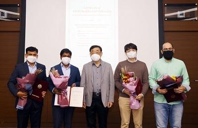 PIURI Postdoctoral Fellowship Awarded