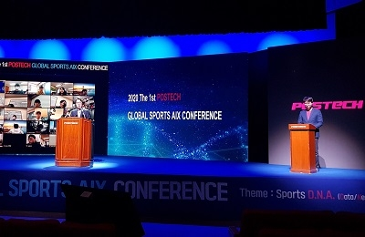 2020 POSTECH Global Sports AIX Conference Successfully Held