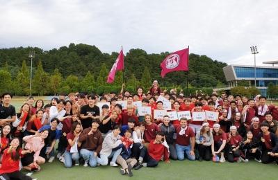 2019 POSTECH-KAIST 학생대제전에 참석