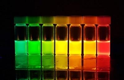 화학 김성지 교수팀, 자연의 색 그대로 담는 퀀텀닷 비밀 풀렸다